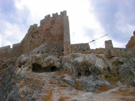 Festung von Lindos - Akropolis von Lindos