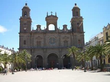 die katedrahle - Kathedrale de Santa Ana