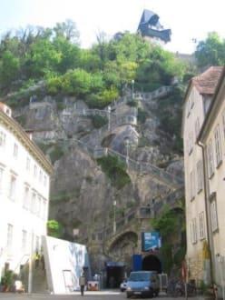 Historic sites (castle, palace, ruins, etc.) - Graz Mountain Castle