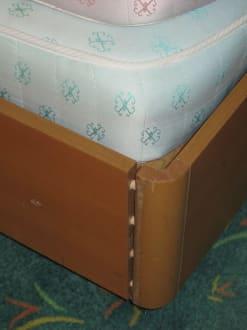 tunesisches springboxbett smile bild hotel el mouradi. Black Bedroom Furniture Sets. Home Design Ideas