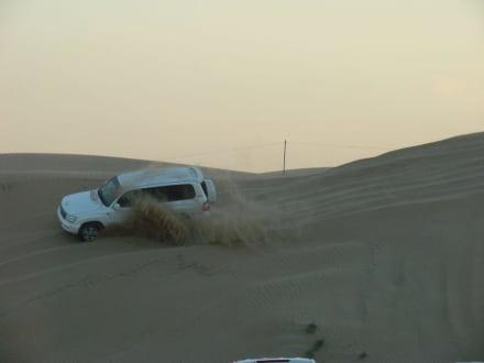 Safari in der Wüste - Wüstentour Dubai