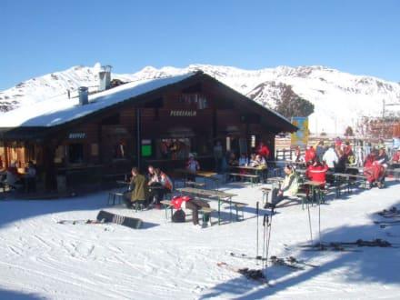 Penkenalm 2095m - Skigebiet Zillertal 3000