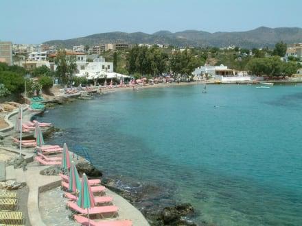 Agios Nikolaos - Strand Agios Nikolaos