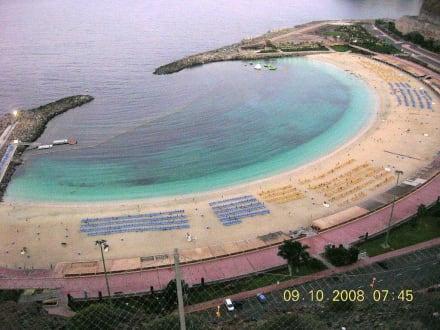 Strand/Küste/Hafen - Strand Playa de Amadores