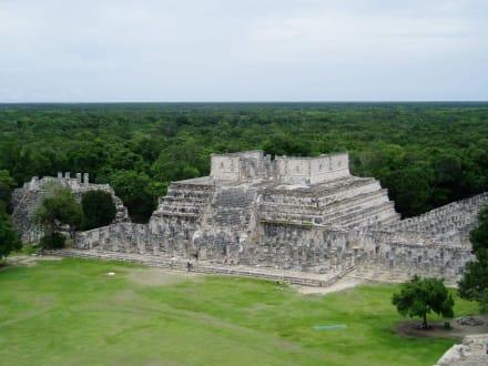 Cjtzen Itza 2 - Ruine Chichén Itzá