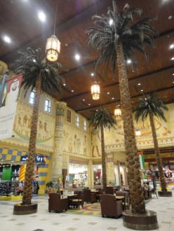Market/Bazaar/Shopping center  - Ibn Battuta Mall