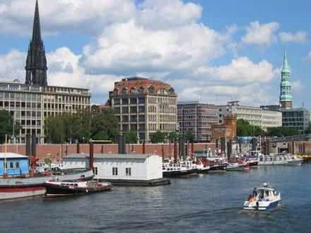 Hamburg Hafen - Hafen Hamburg