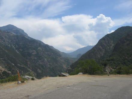 Kings Canyon N.P. - Sequoia & Kings Canyon National Park