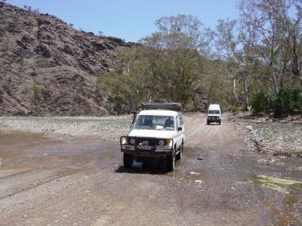 Unterwegs in den Flinders Ranges - Flinderskette / Flinders Ranges