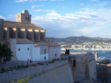 Tolle Aussicht - Altstadt Dalt Vila Ibiza