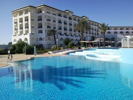 Exterior view - Hotel El Mouradi Palm Marina