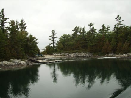 30 000 Inseln bei Parry Sound - Georgian Bay Islands Nationalpark