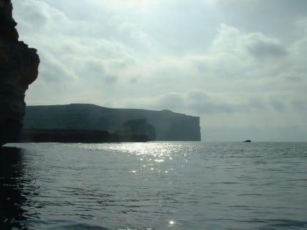 Das Meer - Azur Window (existiert nicht mehr)