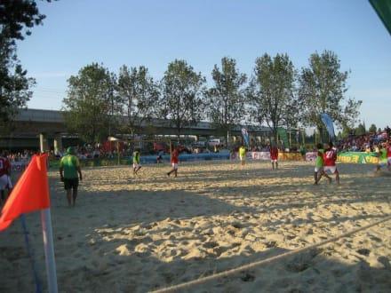 für Sportbegeisterte - Donauinsel