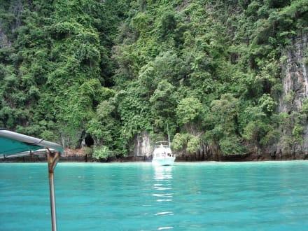 Tour zur Insel vom Film The Beach - Maya Bay / The Beach