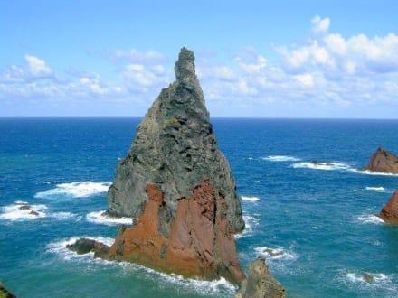 Felsen am Ponta de sao lorenco - Ponta de Sao Lourenco