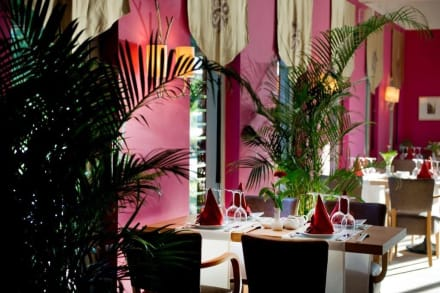 Asian Restaurant  -