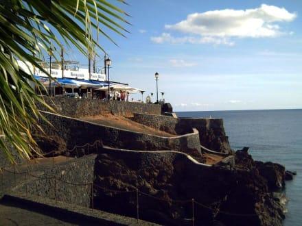 Ausblicke - Restaurant Puerto Bahia