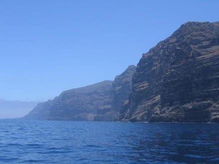 Acantilado de los Gigantes - Steilküste Los Gigantes