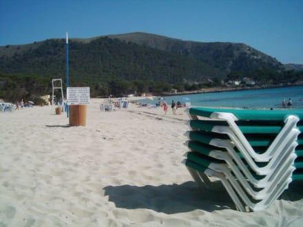 Strand Cala Guya - Cala Agulla/ Cala Guya