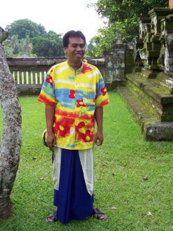Reiseleiter Sugita - Guide Sugita Denpasar