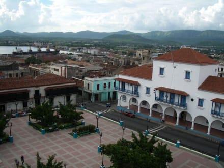 Satiago de Cuba - Rathaus Santiago de Cuba