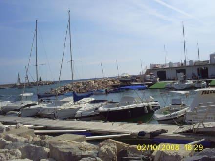 Strand/Küste/Hafen - Hafen Puerto Marina
