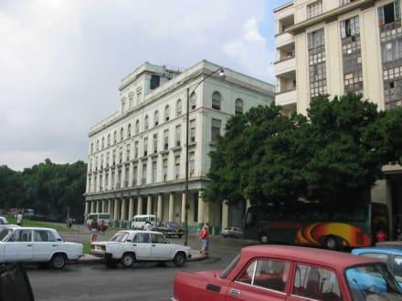 Havanna 2003 - Zigarrenfabrik - Zigarrenfabrik