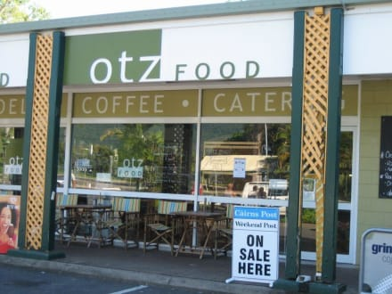 Port Douglas OTZ Cafe - OTZ Food Cafe