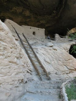 Gila Cliff Dwellings in New Mexico - Gila Cliff Dwellings National Monument