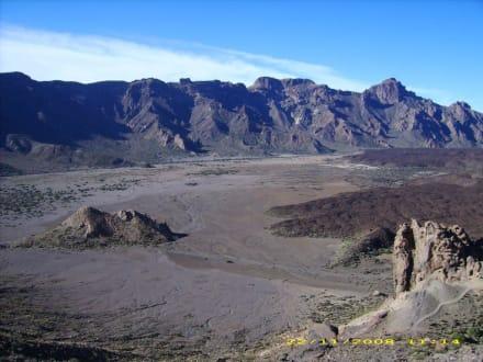 Mondlandschaft am Teide - Teide Nationalpark