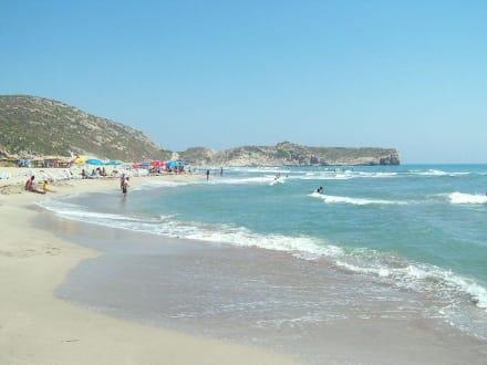 Strand von Patara - Strand Patara