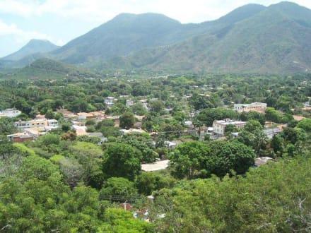 Umland La Asunción - La Asunción