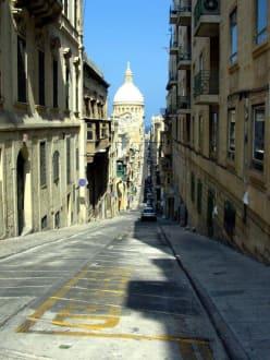 Hauptstadt 4 - Altstadt Valletta
