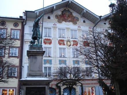 Marktstraße - Altstadt Bad Tölz