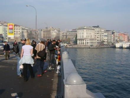 Istanbul - Galatabrücke