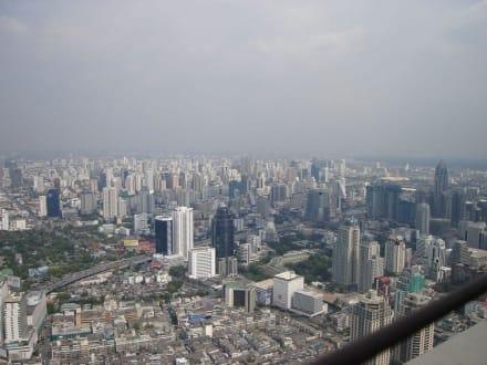 Aussicht - Baiyoke Sky Tower