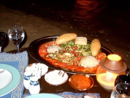 Einfach nur lecker - Fischrestaurant im Madinat Makadi