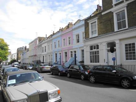 Notting Hill Impressionen - Notting Hill