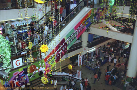 Bukit Bintang-Plaza (BB-Plaza) - Einkaufszentren