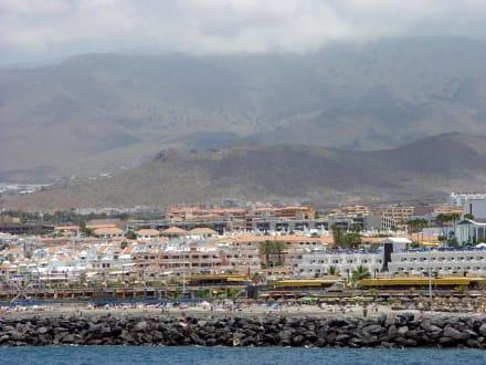 Panorama Costa Adeje - Strand El Duque