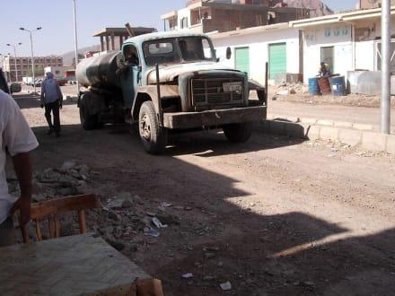 TÜV geprüft? - Sahara Storm Center