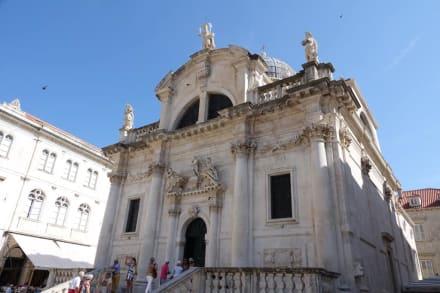 Kirche - Altstadt Dubrovnik