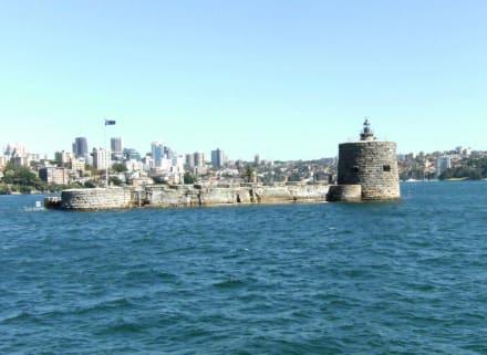 Burg/Palast/Schloss/Ruine - Hafen Sydney