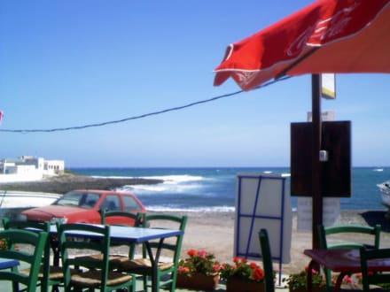 Terrasse El Galeon - Restaurant El Galeon