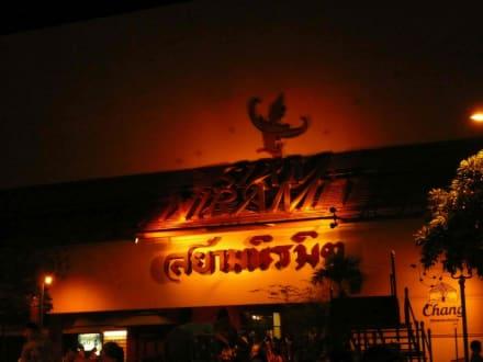 Eingang - Siam Niramit Show