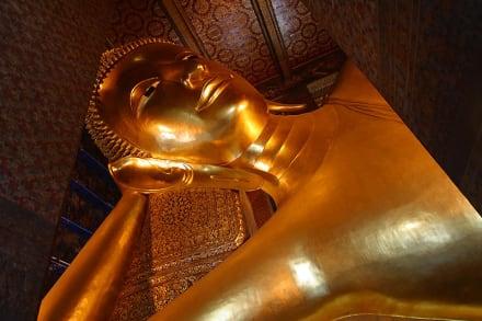 Liegender Buddha - Wat Pho