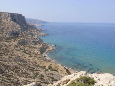Sonstige Sehenswürdigkeit - Strand Matala