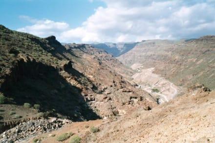 Barranco del Taurito - Gran Canaria - Bergwelt