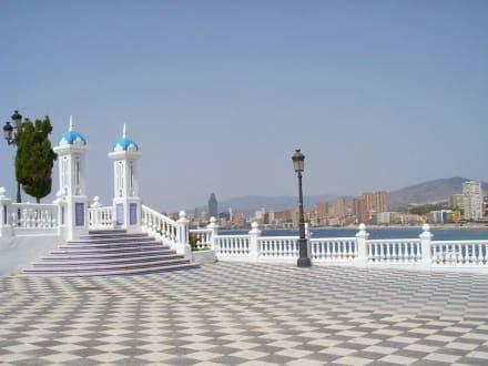 Benidorm - Plaza del Castell